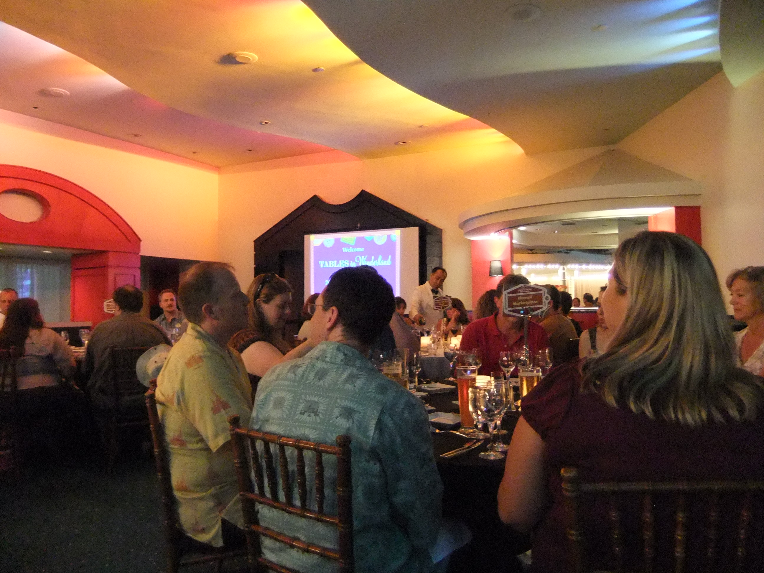 Epcot Food & Wine Festival Sneak Preview, Part Two: the Sit-Down ...