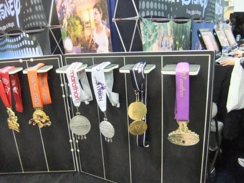 runDisney Event Medals