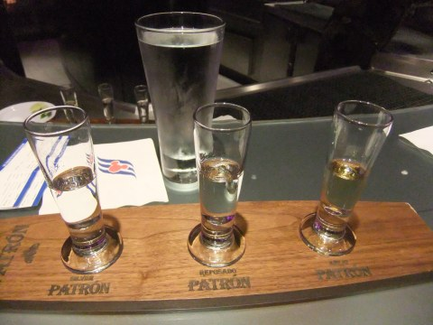 Tequila/Margarita tasting...