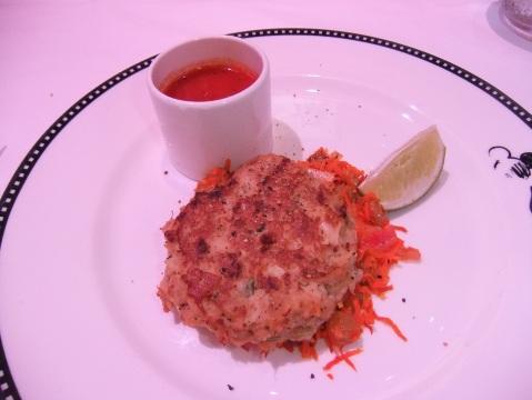 Black Beard's Jumbo Crab Cake