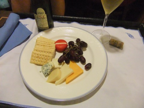 Room service Cheese Plate