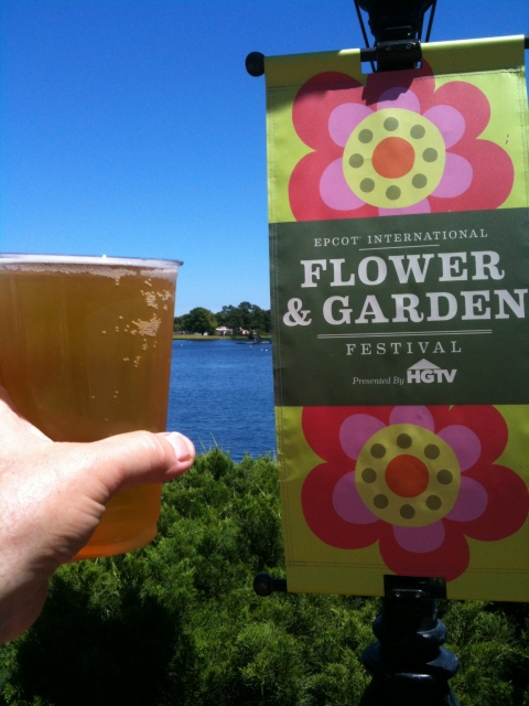 Cheers to the Flower & Garden Festival!