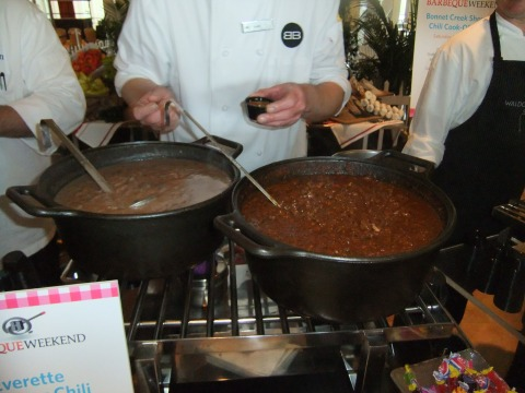 Chili Competition at Hilton Orlando Bonnet Creek Resort