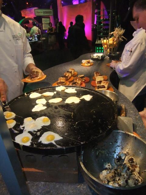 Fry me a Quail Egg please...