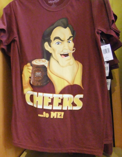 New Gaston Tee-Shirt