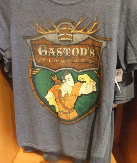 Another new Gaston tee-shirt...