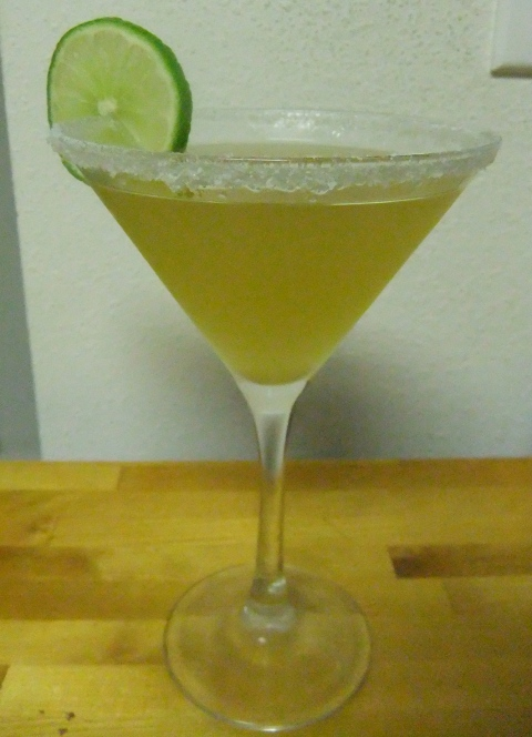 Perfect Proportion Margarita