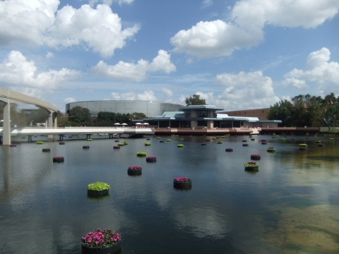 Floating Gardens near the Odessey