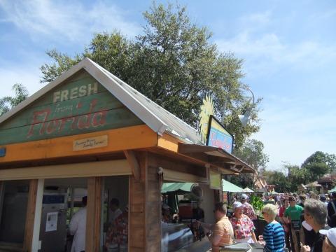 Florida Fresh Kiosk