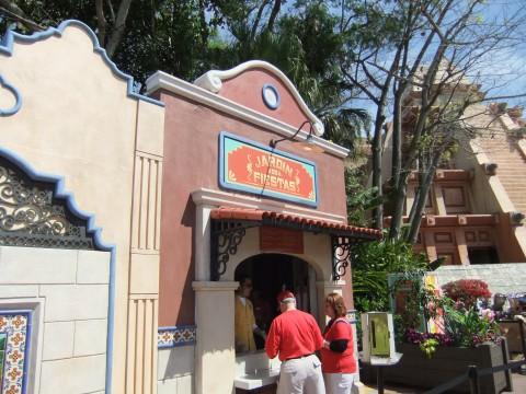 Jardin de Fiestas