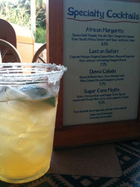 African Margarita