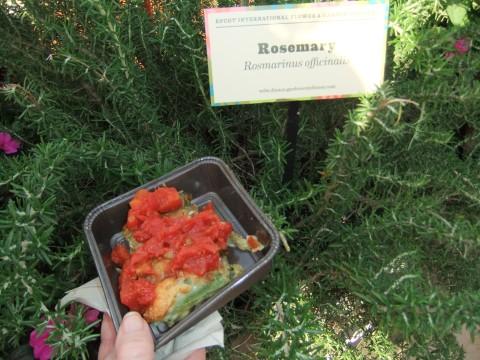 Lasagna Primvera at Primavera Litchen