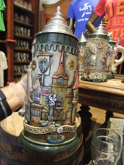 Epcot Germany Stein