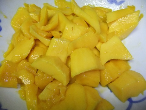 Dissected Honey Mango