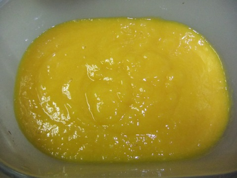 Honey Mango Puree