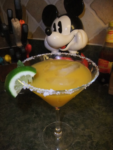Honey Mango Margarita