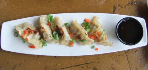 Polynesian Pot Stickers