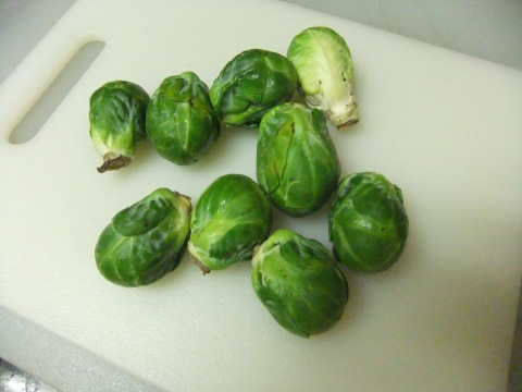 Clothed Brussels Sprouts