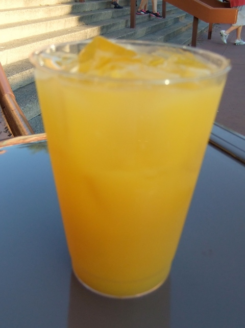 Mango-Habanero Margarita
