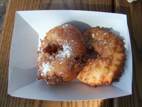 Dole® Pineapple Fritters