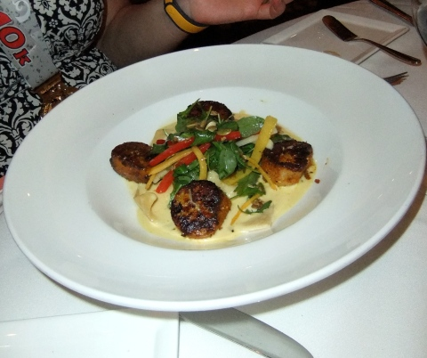 Georges Bank Scallops