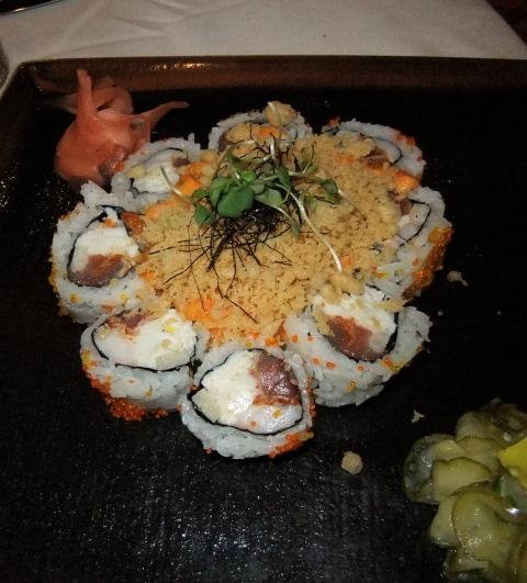 Spicy Kazan Roll