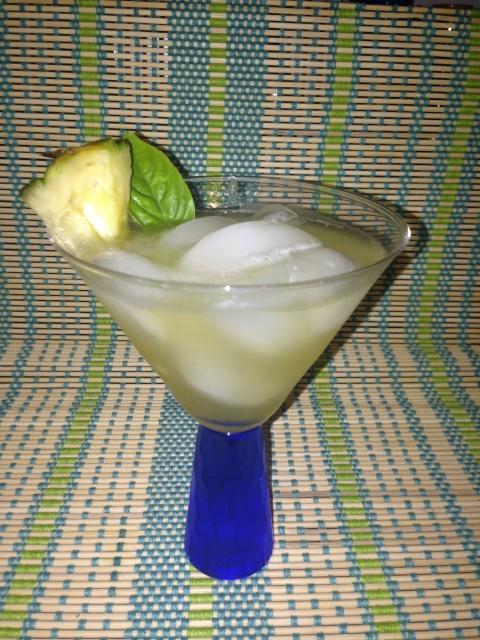 Veracruzana Pineapple Margarita