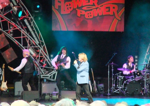 The ever-youthful Peter Noone of Herman's Hermits