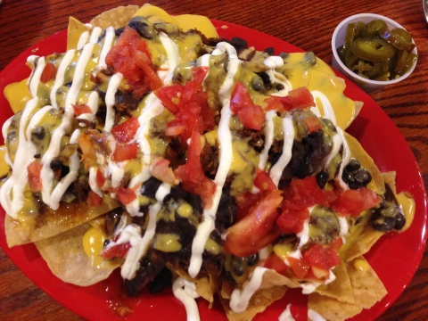 Market Nachos at the Pepper Market