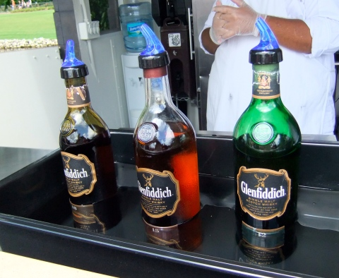 Mmmm... whiskey...
