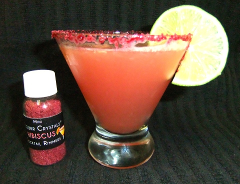 Watermelon Margarita - Market-Fresh Mixology Version