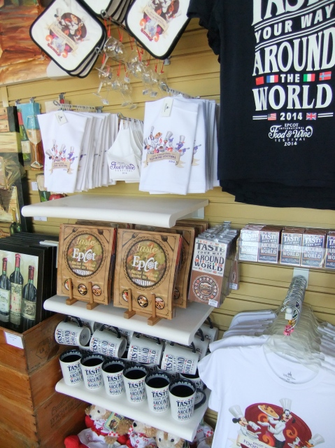Cookbooks, mugs, towels and more...
