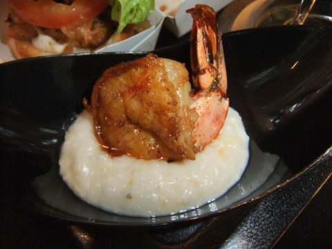 "for the Shrimp ""n"" Grits from bluezoo"